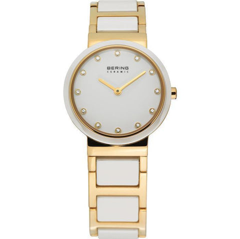 Ceramic 10729-751 White 29 mm Women's Watch-COCOMI