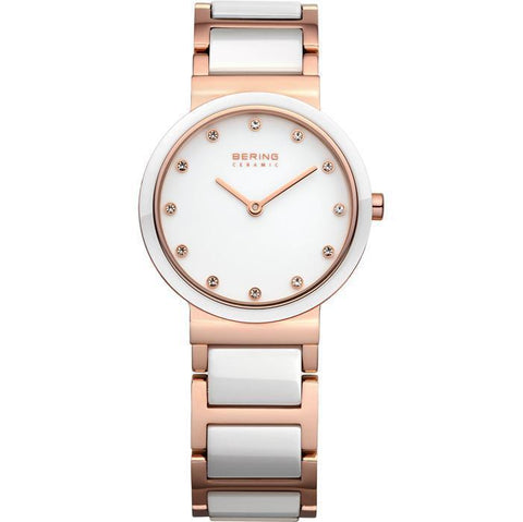 Bering Ceramic 10729-766 White 29 mm Women's Watch - COCOMI