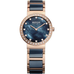 Bering Ceramic 10729-767 Blue 29 mm Women's Watch - COCOMI