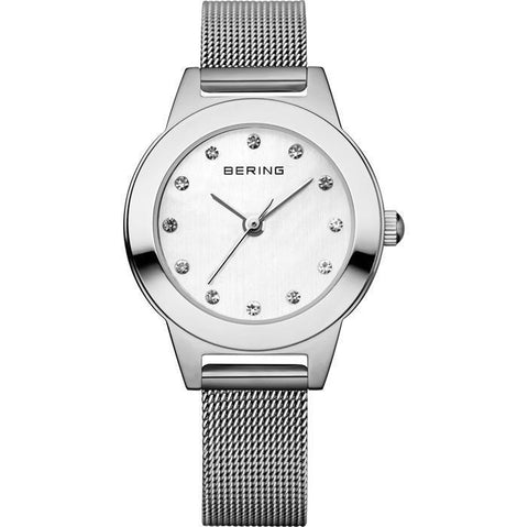 Bering Classic 11125-000 White 42 mm Women's Watch - COCOMI