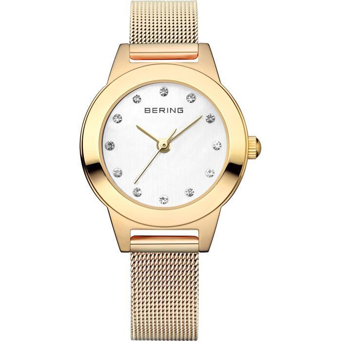 Bering Classic 11125-334 White 42 mm Women's Watch - COCOMI