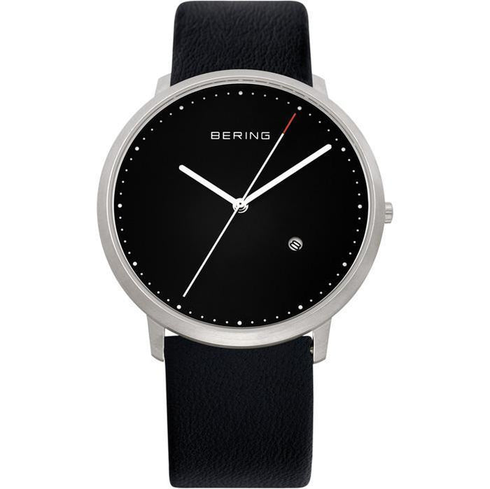Classic 11139-402 Black 39 mm Men's Watch-Bering-COCOMI