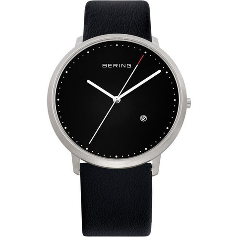 Bering Classic 11139-402 Black 39 mm Men's Watch - COCOMI