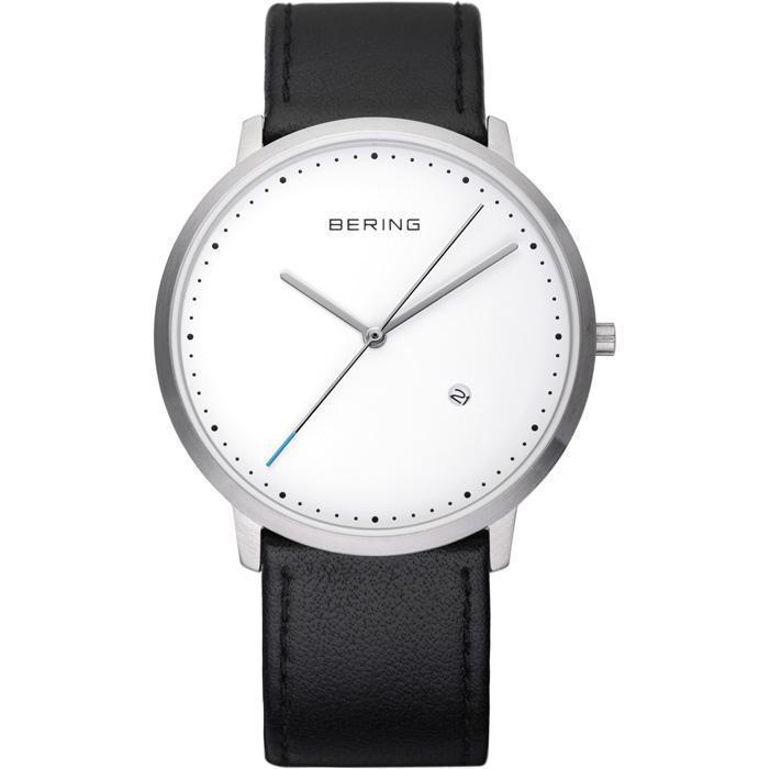 Bering Classic 11139-404 White 39 mm Men's Watch - COCOMI