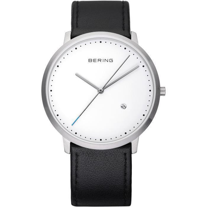 Classic 11139-404 White 39 mm Men's Watch-Bering-COCOMI
