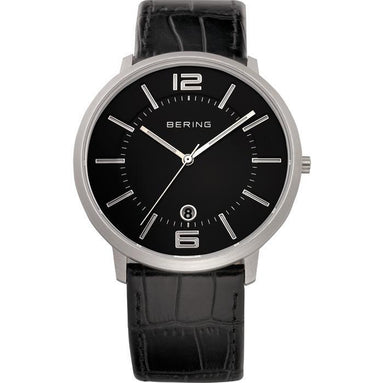 Classic 11139-409 Black 39 mm Men's Watch-Bering-COCOMI