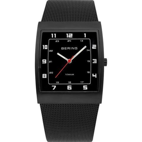 BERING Titanium 11233-222 Men's Watch - COCOMI