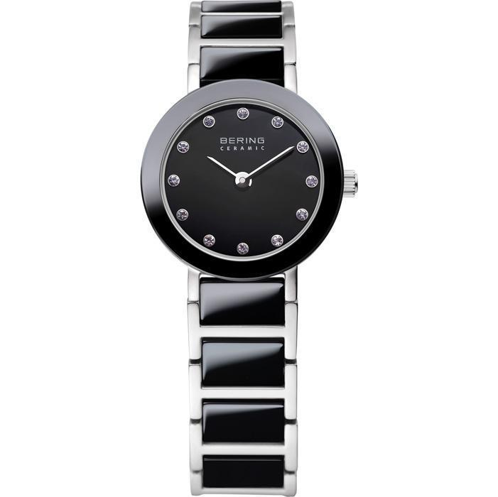 Bering Ceramic 11422-742 Black 22 mm Women's Watch - COCOMI