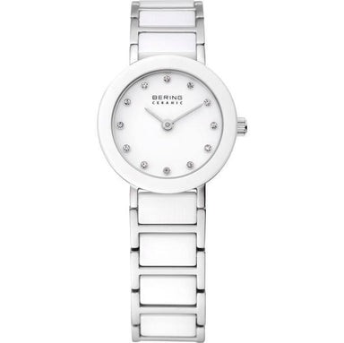 Ceramic 11422-754 White 22 mm Women's Watch-Bering-COCOMI
