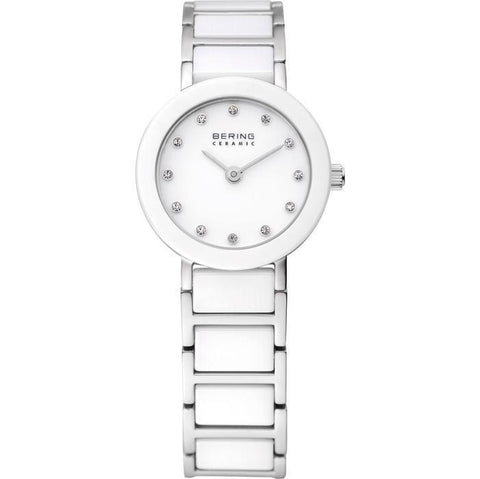 Bering Ceramic 11422-754 White 22 mm Women's Watch - COCOMI