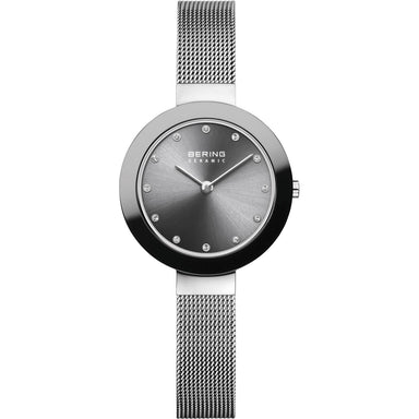 Ceramic 11429-389 Grey 29 mm Women's Watch-Bering-COCOMI