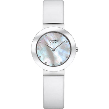 Ceramic 11429-604 White 29 mm Women's Watch-Bering-COCOMI