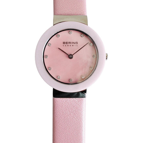 Ceramic 11429-684 Pink 29 mm Women's Watch-COCOMI