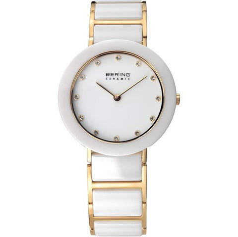 Bering Ceramic 11429-751 White 29 mm Women's Watch - COCOMI