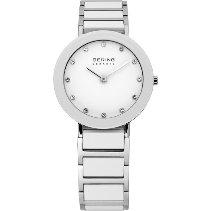 Bering Ceramic 11429-754 White 29 mm Women's Watch - COCOMI