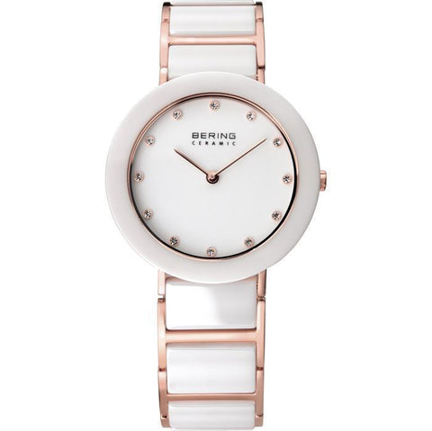 Bering Ceramic 11429-766 White 30 mm Women's Watch - COCOMI