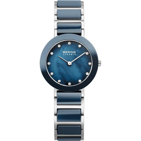 Bering Ceramic 11429-787 Mother Of Pearl 29 mm Women's Watch - COCOMI
