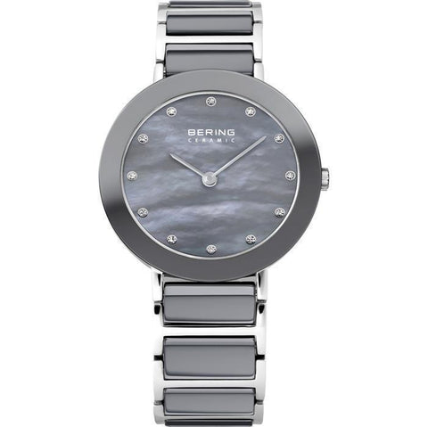 Bering Ceramic 11429-789 Grey 29 mm Women's Watch - COCOMI