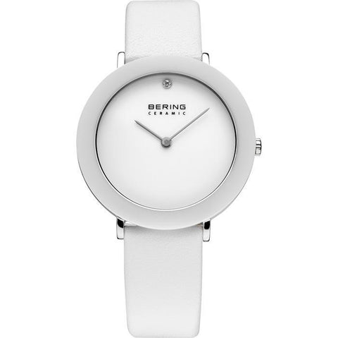 Bering Classic 11435-654 White 35 mm Women's Watch - COCOMI
