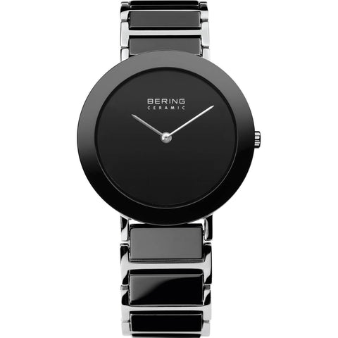Bering Ceramic 11435-742 Black 35 mm Women's Watch - COCOMI