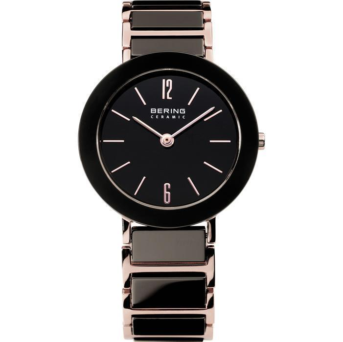 Bering Ceramic 11435-746 Black 35 mm Women's Watch - COCOMI