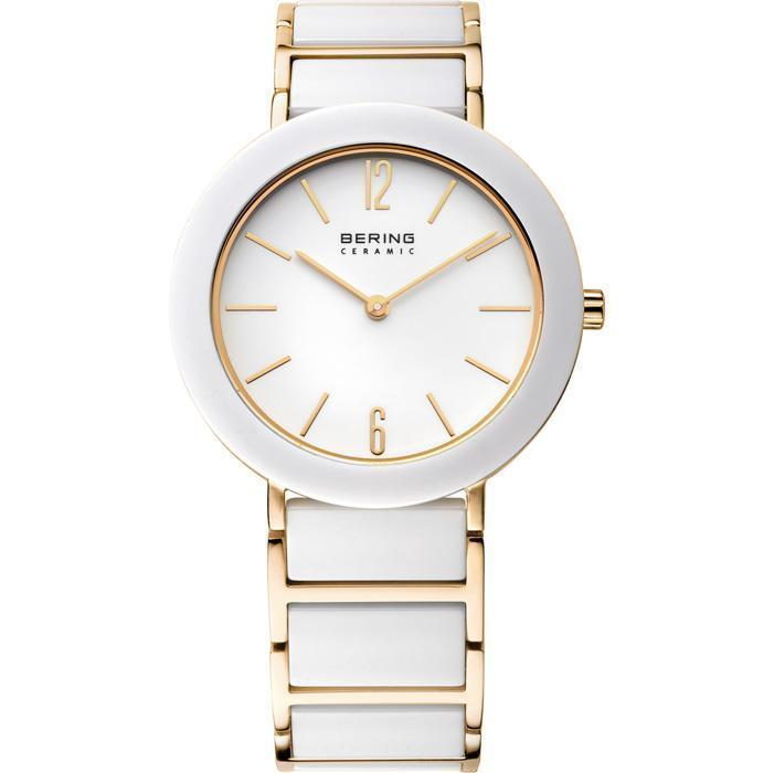 Bering Ceramic 11435-759 White 35 mm Women's Watch - COCOMI