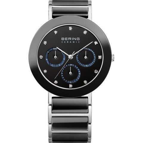 Bering Ceramic 11438-742 Grey 38 mm Women's Watch - COCOMI
