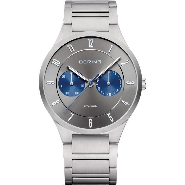 Bering Titanium 11539-777 Men's Watch