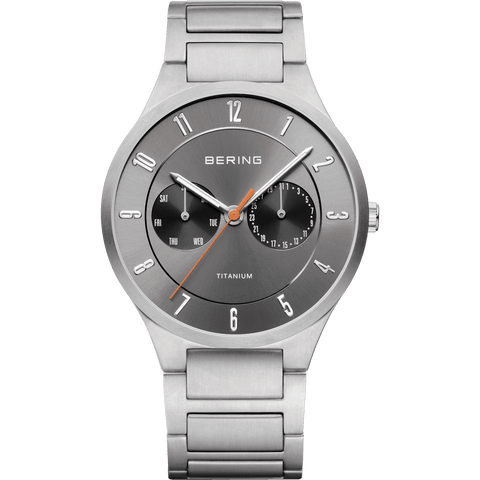 Bering Titanium 11539-779 Men's Watch