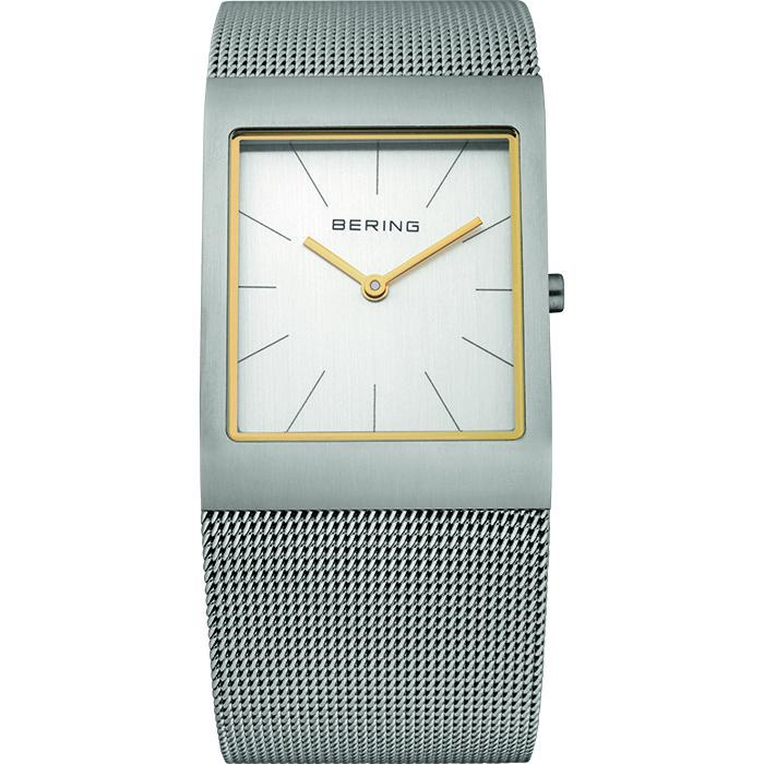 Bering Classic White 20 mm Women's Watch (11620-004)-Bering-COCOMI