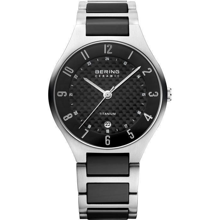 BERING Titanium 11739-702 Men's Watch - COCOMI