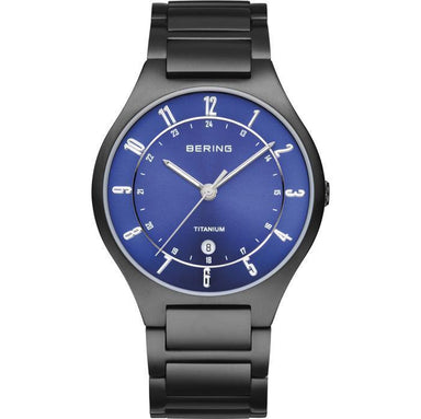 Classic 11739-727 Blue 39 mm Men's Watch-Bering-COCOMI