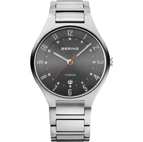Bering Classic 11739-772 Black 39 mm Men's Watch - COCOMI