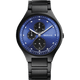 Titanium 11741-727 Blue 41 mm Men's Watch