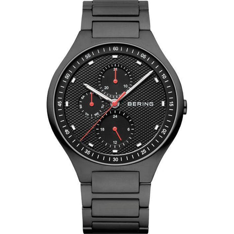 Bering Classic 11741-772 Black 41 mm Men's Watch - COCOMI
