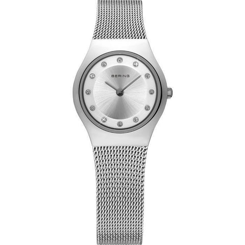 Bering Classic 11923-000 White 23 mm Women's Watch - COCOMI