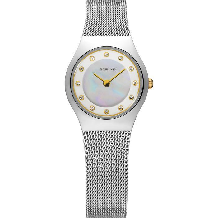 Bering Classic 11923-004 Mother Of Pearl 23 mm Women's Watch - COCOMI
