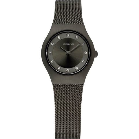 Bering Classic 11923-222 Grey 23 mm Women's Watch - COCOMI