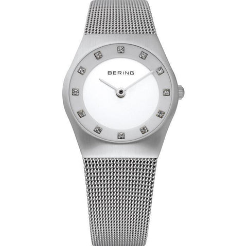 Bering Classic 11927-000 White 27 mm Women's Watch - COCOMI