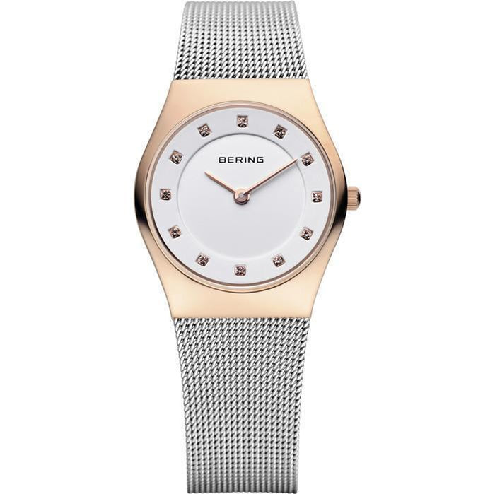 Classic 11927-064 White 27 mm Women's Watch-Bering-COCOMI