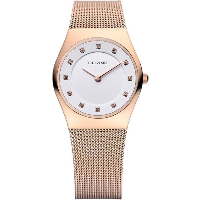 Classic 11927-366 White 27 mm Women's Watch-Bering-COCOMI