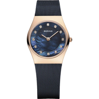 Classic 11927-367 Blue 27 mm Women's Watch-Bering-COCOMI