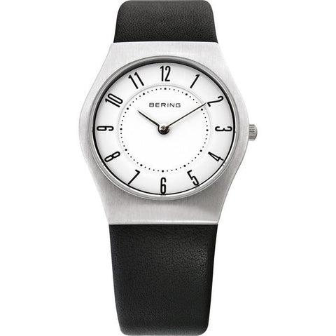 Bering Classic 11930-404 White 30 mm Women's Watch - COCOMI