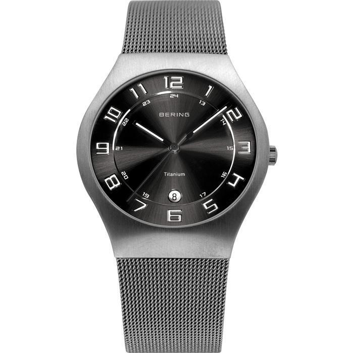Bering Titanium 11937-077 Men's Watch