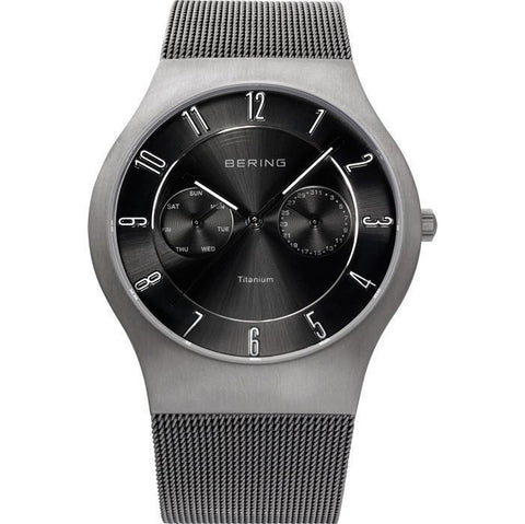 Titanium 11939-777 Men's Watch - COCOMI