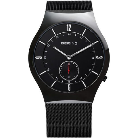 Bering Classic 11940-222 Black 40 mm Men's Watch - COCOMI