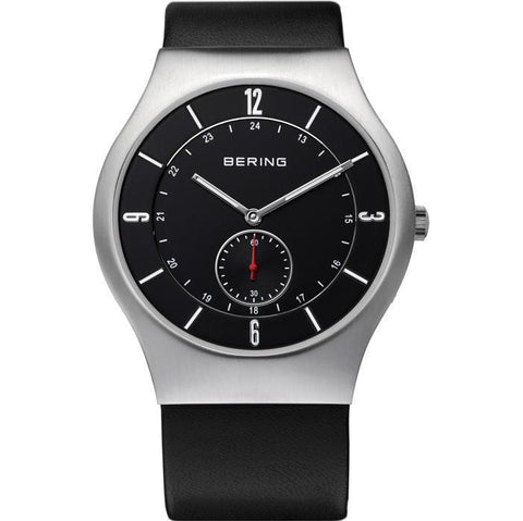 Bering Classic 11940-409 Black 40 mm Men's Watch - COCOMI