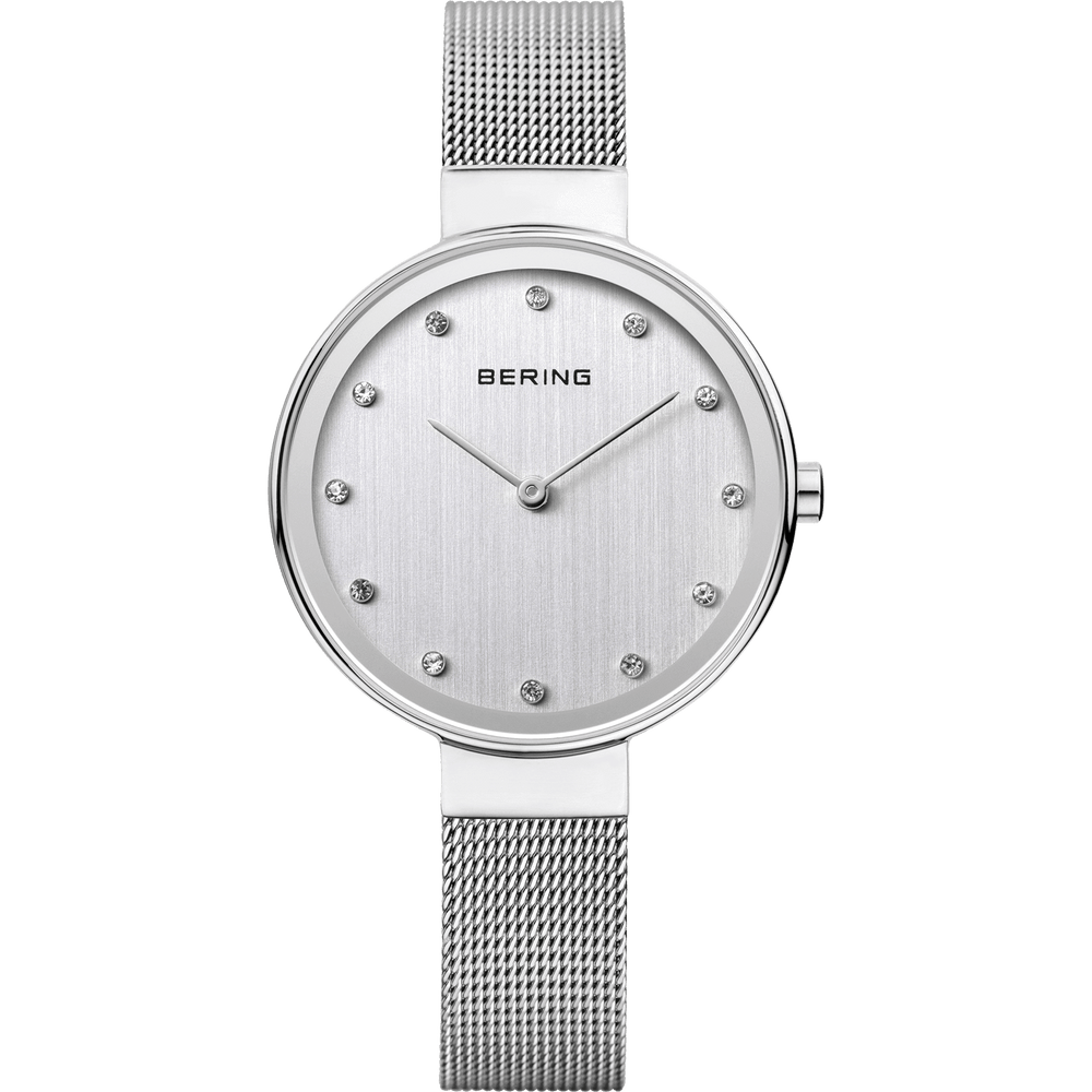 Classic 12034-000 Silver 34 mm Women's Watch-Bering-COCOMI