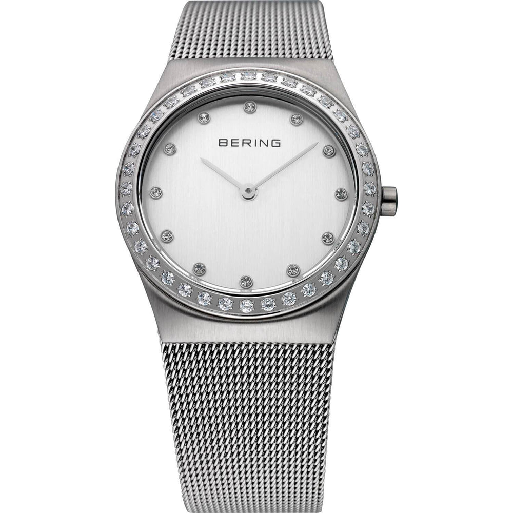 Classic 12430-000 White 30 mm Women's Watch-Bering-COCOMI