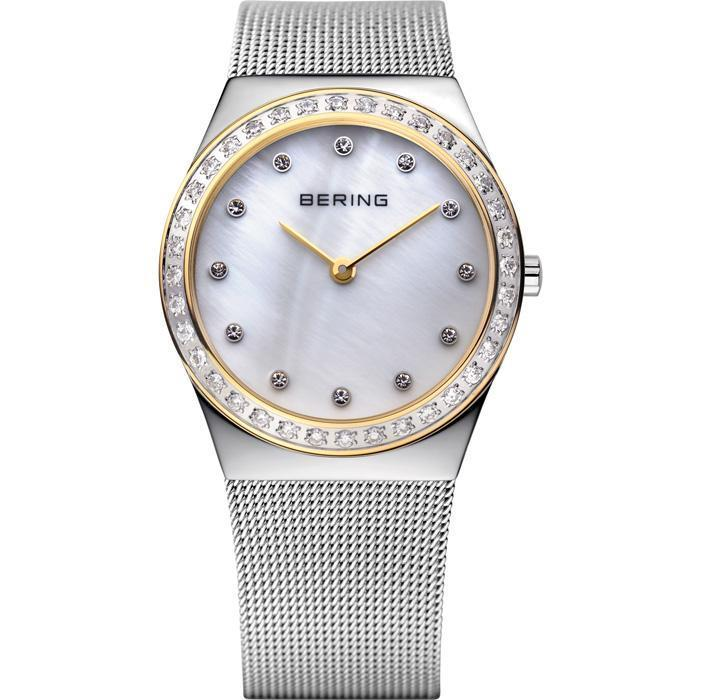 Classic 12430-010 White 30 mm Women's Watch-Bering-COCOMI